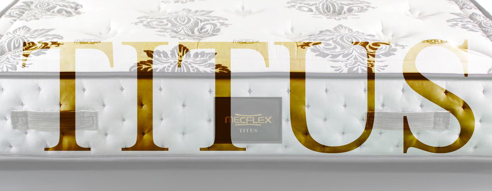 Materasso Titus | Imperial collection | MecFlex
