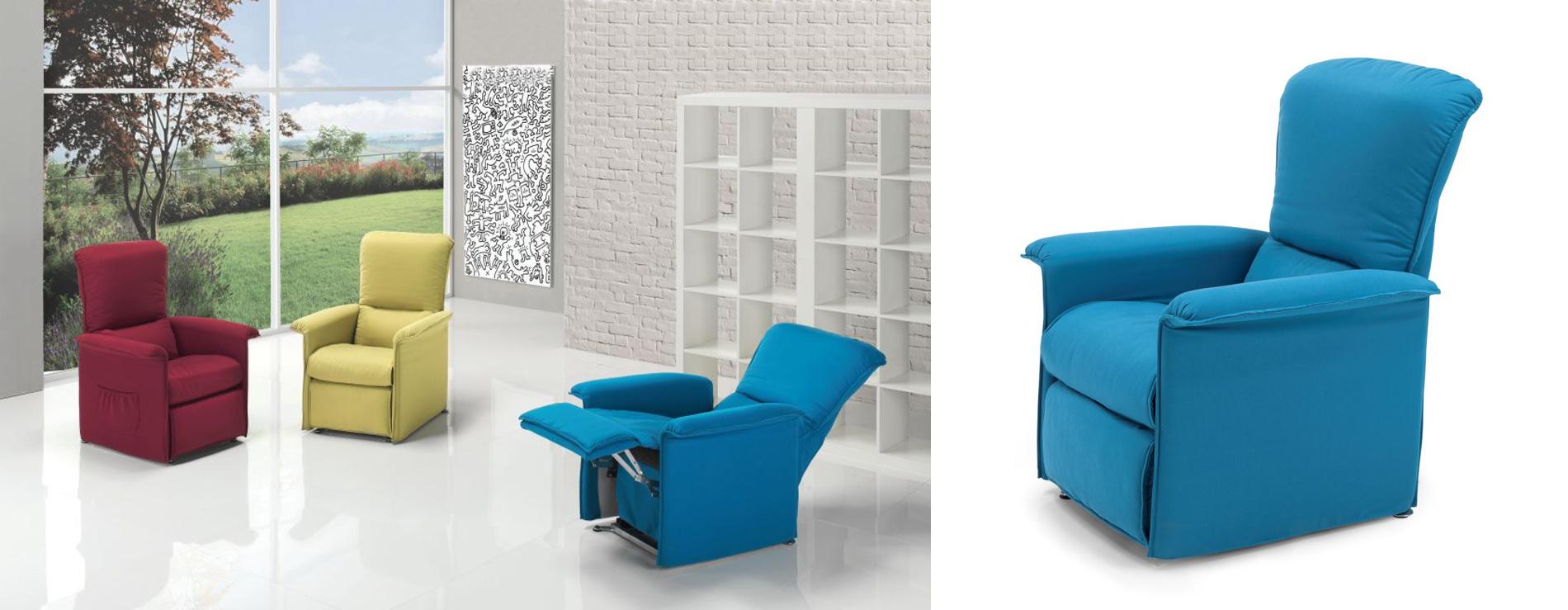 Poltrona Relax Cube | Spazio Relax