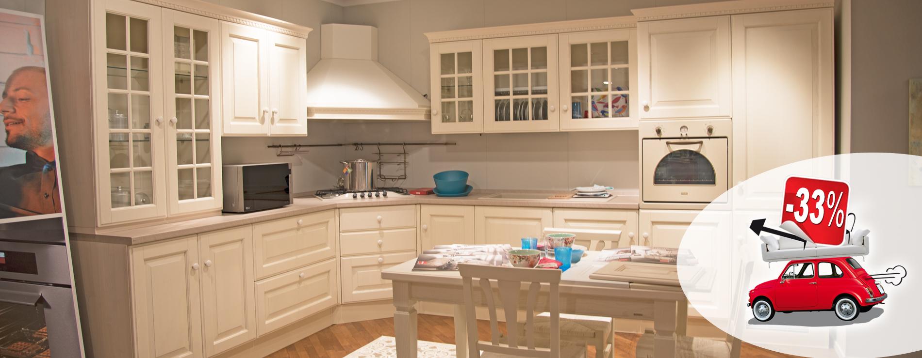 Cucina Baltimora Scavolini in promozione