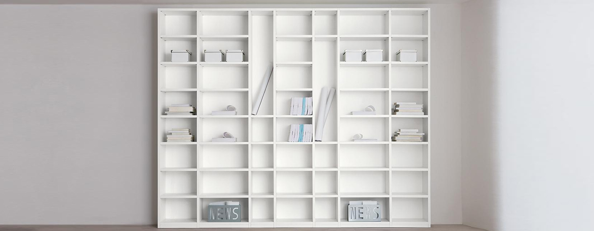 Scaffali ufficio Volumi | MobilOffice